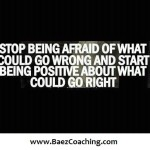 focus on what's going right
